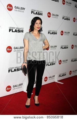 LOS ANGELES - MAR 5:  Amber Melfi at the