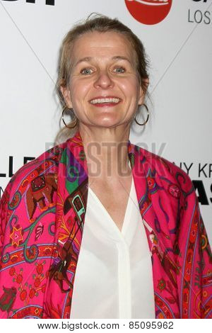 LOS ANGELES - MAR 5:  Karin Rehn-Kaufmann at the