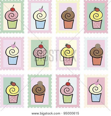 Fun Cupcake