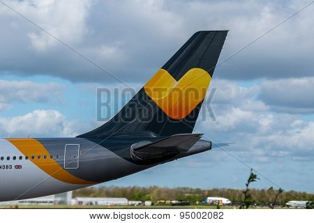 Thomas Cook Airlines Tail