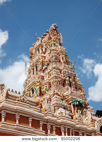 The Ayer Itam Mahamariamman Temple