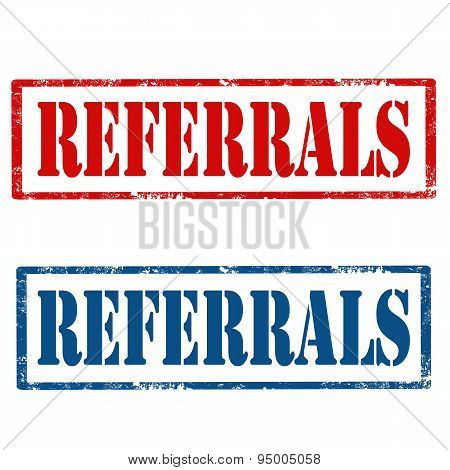 Referrals-stamps