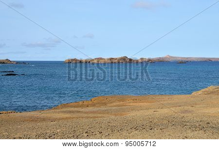 Landscape Of An Islet