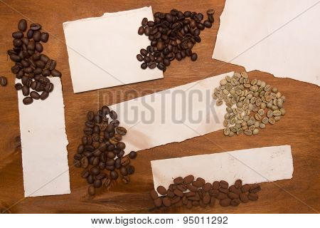 Different Varieties Of Coffee Beans