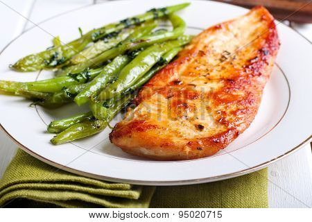 Spicy Chicken Breast