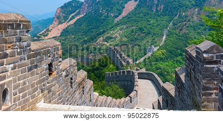 The Great Wall of China (Yellow Cliff)