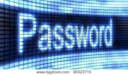 Panel Password