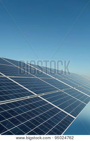 Grey Solar Panel