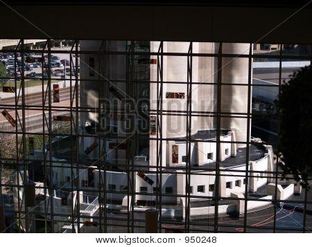 Hyatt Annex In Glass