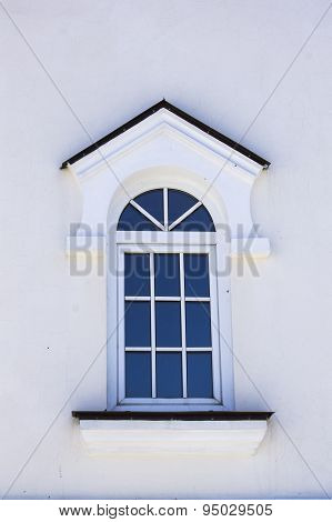 Window in the house classic style