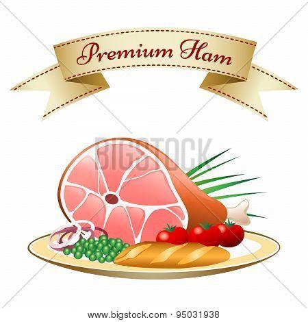 Premium Ham