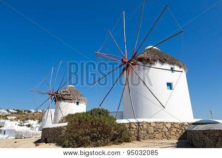 Mykonos Mill