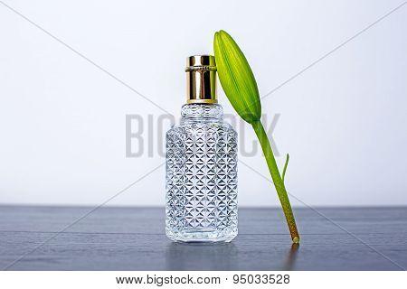 Perfume And Green Bud