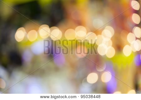 abstract multicolored glitter background