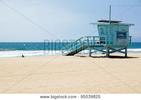 Lifeguard-Tower