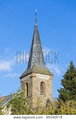 Church Of Einruhr, Germany