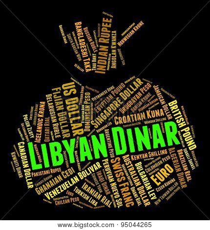 Libyan Dinar Indicates Forex Trading And Coin