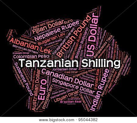 Tanzanian Shilling Means Forex Trading And Foreign