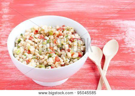wheat salad