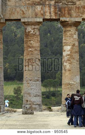 Segesta Greek Temple 5