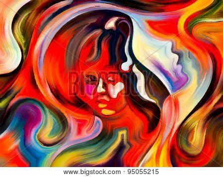 Evolving Ego Shapes