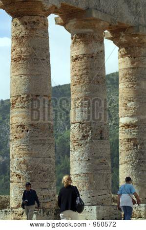 Segesta Greek Temple 7