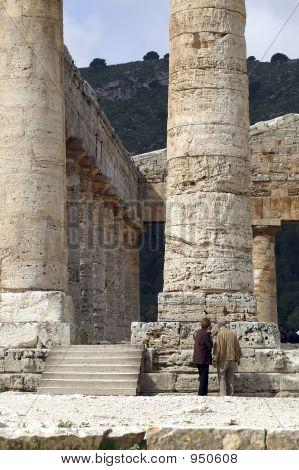 Segesta Greek Temple 9