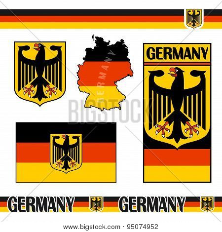 Symbols of Germany