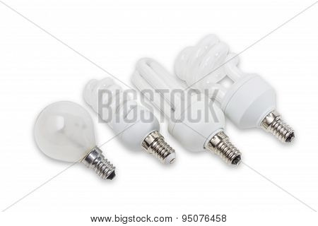 Various Electric Lamp