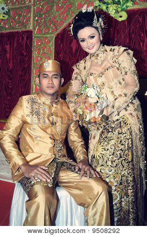 Southeast asia wedding