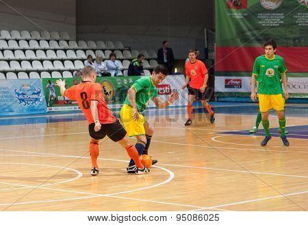 Azerbaijan Team (g) Versus Mgkfs Team (o)
