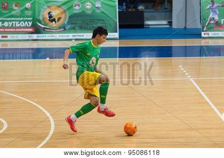 Azerbaijan Player Attack