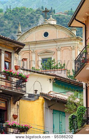 Limone Sul Garda, Lago Di Garda