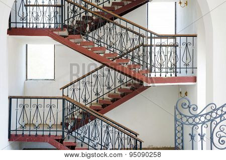Ramp And Staircases
