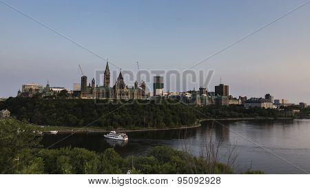 Canada's Parliament Buildings