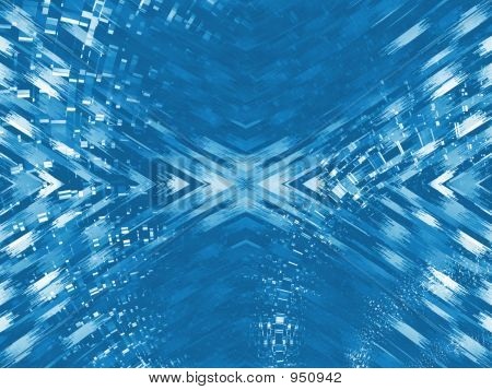 Blue Digital Info