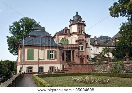 Bolongaro Palace Frankfurt-Hoechst, Germany