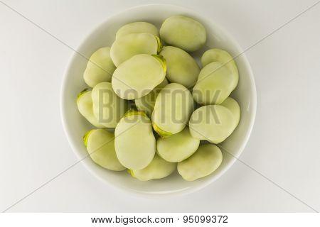 Beans On A Saucer