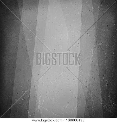 Film noir styled abstract screen. Old cinema background