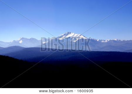 Rocky Mountain Range