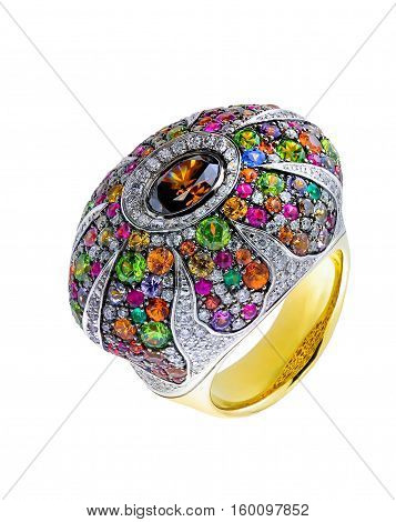 exclusive of jewelry made of gold and precious stones