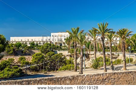 Higher Conservatory of Music of Alicante - Spain