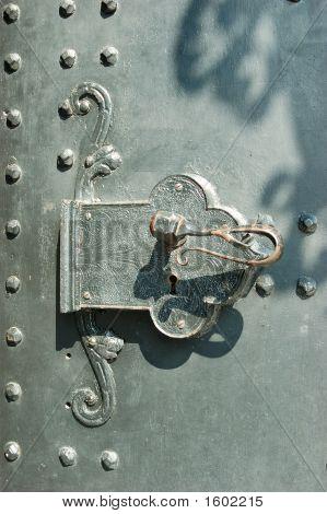 Door Handle Old 2