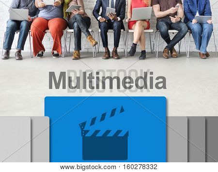 Cinema Media Movies Entertainment Concept