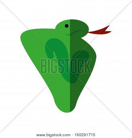 snake cobra animal india design vector illustration eps 10