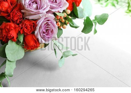 Beautiful flowers, closeup