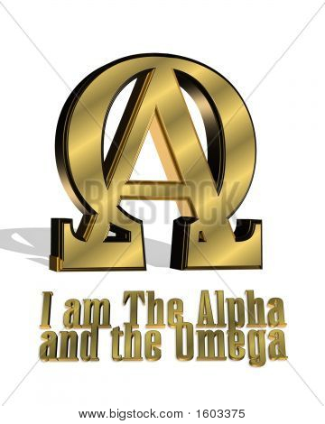 The Alpha And The Omega 1