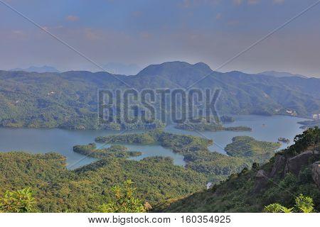 Tai Lam Chung Reservoir, Hong Kong