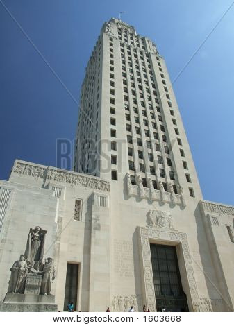 Louisiana State Capitol 3