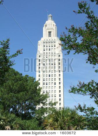 Louisiana State Capitol 7